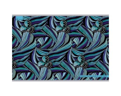 Блокнот для эскизов 20 листов Иллюзорный орнамент Без скидки