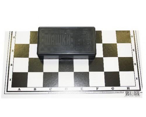 Шашки (чёрная коробка) 0039
