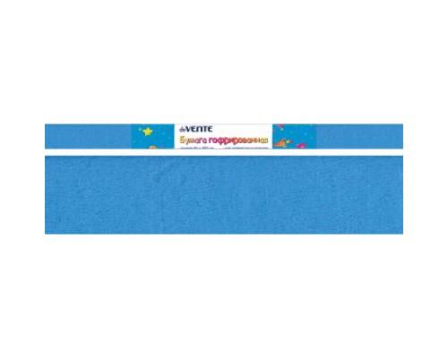 Бумага крепированная deVENTE 22 г/м, 50x250см., голубая неоновая