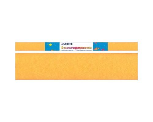 Бумага крепированная deVENTE 22 г/м, 50x250см., оранжевая неоновая