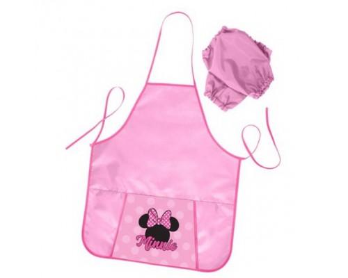 Фартук для труда Hatber с карманом-Минни Маус-( DISNEY) для девочки