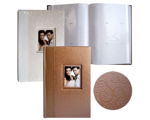 """Фотоальбом """"Свадьба"""", 300 фото 10*15 см, кожзам"""