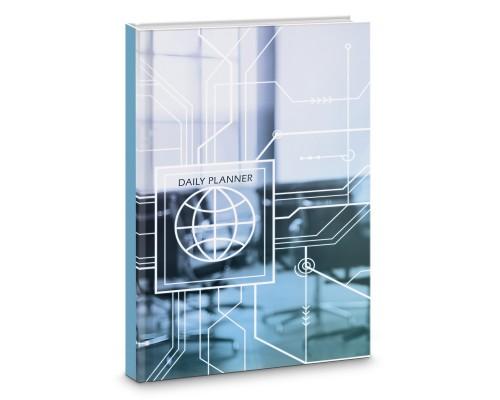 Ежедневник (недатированный) А5 112 листов Схема